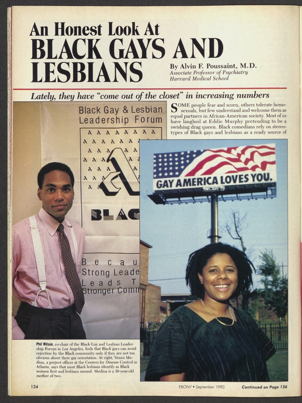 An Honest Look At BLACK GAYS AND LESBIANS<br />