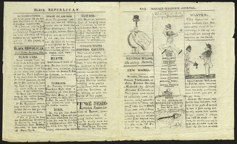 Black Republican and Office Holder's Journal