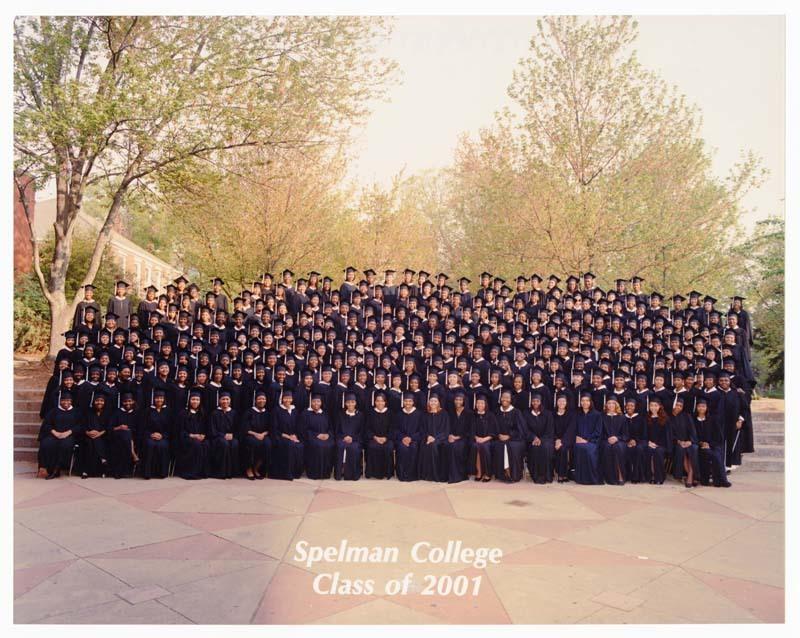 Spelman College Class of 2001