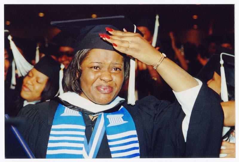 Commencement 2000 Graduate