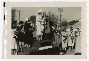 Morehouse College Homecoming, circa 1950