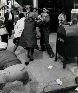 Shoppers Being Attacked, Montgomery, Alabama